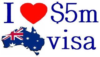 Minister passionate on $5m investor visas